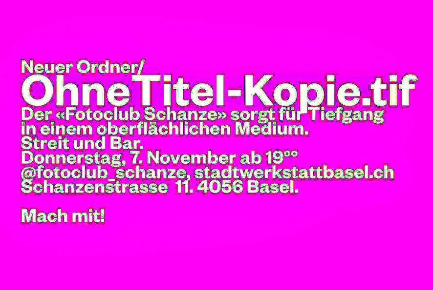 OhneTitel-Kopie.tif / Fotoclub Schanze trifft sich wieder am 7.11.