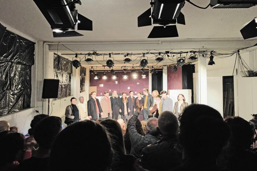 Unitheater Basel zu Gast im Projekthotel